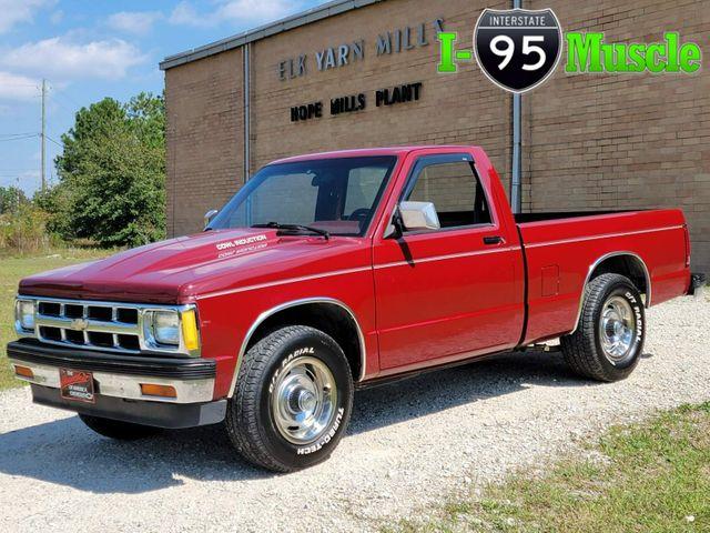 1991 GMC Sonoma Pickup