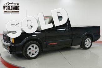 1991 GMC SYCLONE 23K ORIGINAL MILES. STOCK. COLLECTOR GRADE  | Denver, CO | Worldwide Vintage Autos in Denver CO