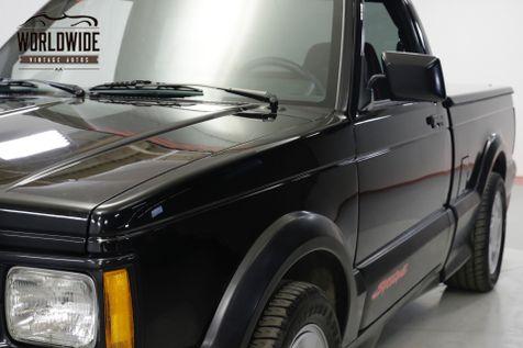 1991 GMC SYCLONE 23K ORIGINAL MILES. STOCK. COLLECTOR GRADE  | Denver, CO | Worldwide Vintage Autos in Denver, CO