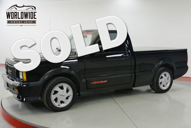 1991 GMC SYCLONE in Denver CO