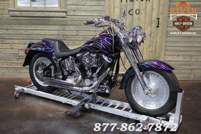 1991 Harley-Davidson SOFTAIL FAT BOY FLSTF FAT BOY FLSTF