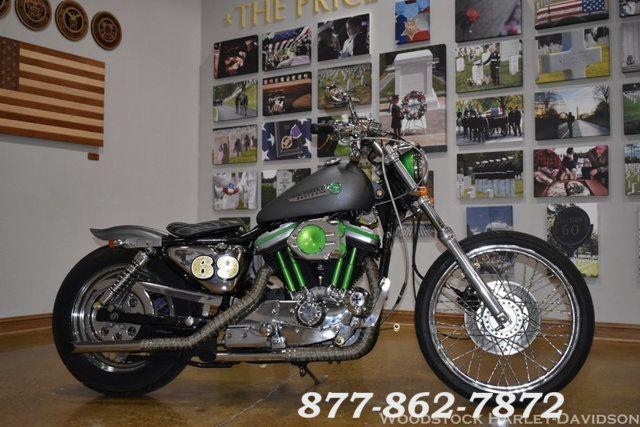 1991 Harley-Davidson SPORTSTER 1200 XLH1200 1200 XLH1200