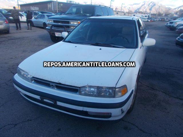 1991 Honda Accord EX Salt Lake City, UT