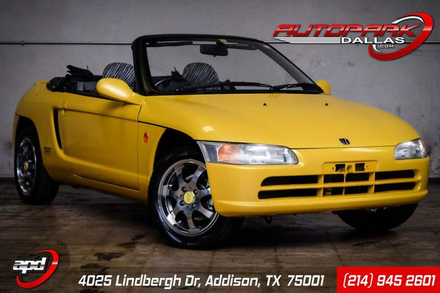 1991 Honda Beat Right-Hand Drive Japan Import