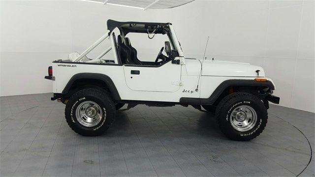 1991 Jeep Wrangler S in McKinney Texas, 75070