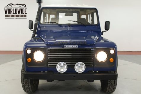 1991 Land Rover DEFENDER  SANTANA TURBO DIESEL 5 SPEED LHD DRY 4x4 LOW | Denver, CO | Worldwide Vintage Autos in Denver, CO