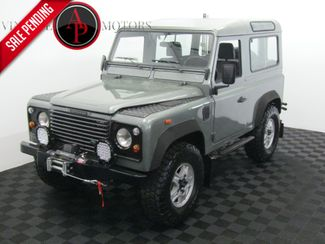 1991 Land Rover DEFENDER D90 200TDI 5 SPEED in Statesville, NC 28677