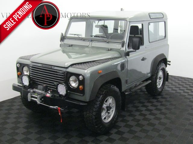 1991 Land Rover DEFENDER D90 200TDI 5 SPEED