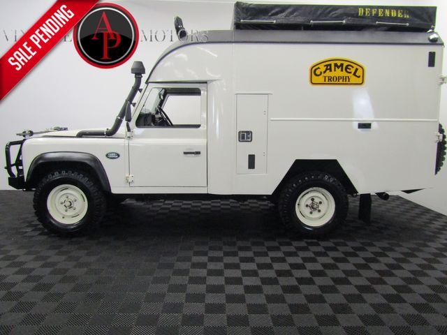 1991 Land Rover DEFENDER 110 D110 OVERLAND