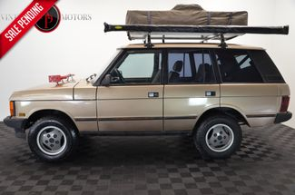 1991 Land Rover Range Rover CLASSIC OVERLAND READY in Statesville, NC 28677