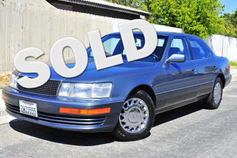 1991 Lexus LS 400  in Cathedral City