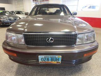 1991 Lexus Ls400 Cream Puff PERFECT SUMMER COMMUTER. LIKE NEW. Saint Louis Park, MN 16