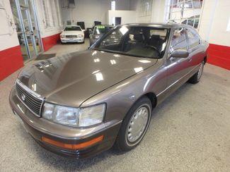 1991 Lexus Ls400 Cream Puff PERFECT SUMMER COMMUTER. LIKE NEW. Saint Louis Park, MN 7