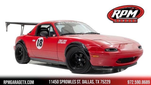 1991 Mazda MX-5 Miata SCCA Track Ready with over 20k invested