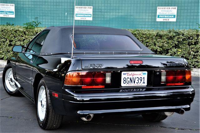 1991 Mazda RX-7 Reseda, CA 2