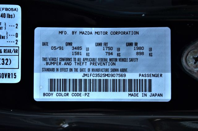 1991 Mazda RX-7 Reseda, CA 45
