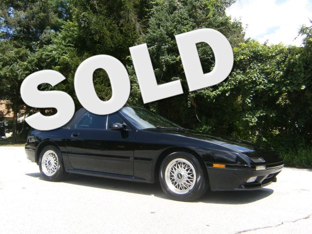 1991 Mazda RX-7 Convertible West Chester, PA