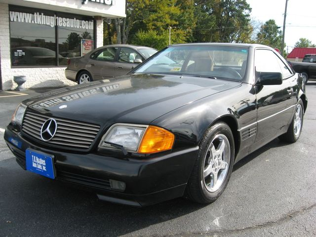 1991 Mercedes-Benz 300 Series 300SL Richmond, Virginia 1