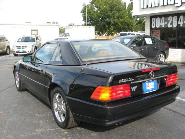 1991 Mercedes-Benz 300 Series 300SL Richmond, Virginia 7