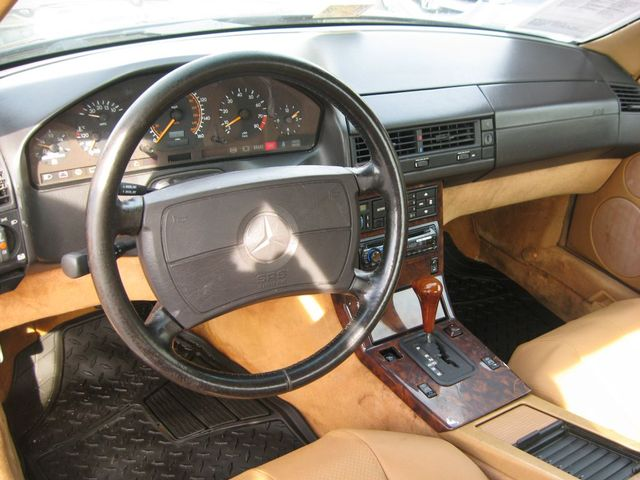 1991 Mercedes-Benz 300 Series 300SL Richmond, Virginia 8