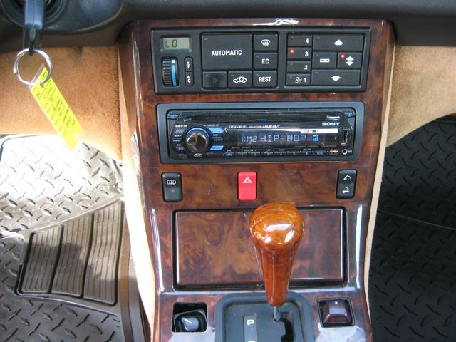 1991 Mercedes-Benz 300 Series 300SL Richmond, Virginia 9