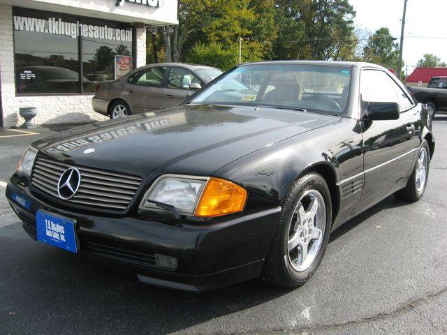1991 Mercedes-Benz 300 Series 300SL Richmond, Virginia 1