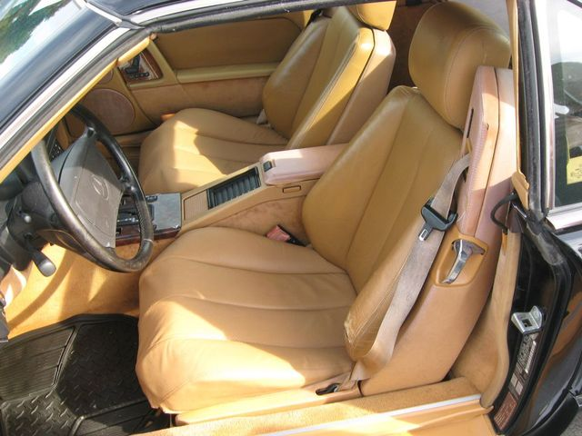 1991 Mercedes-Benz 300 Series 300SL Richmond, Virginia 11
