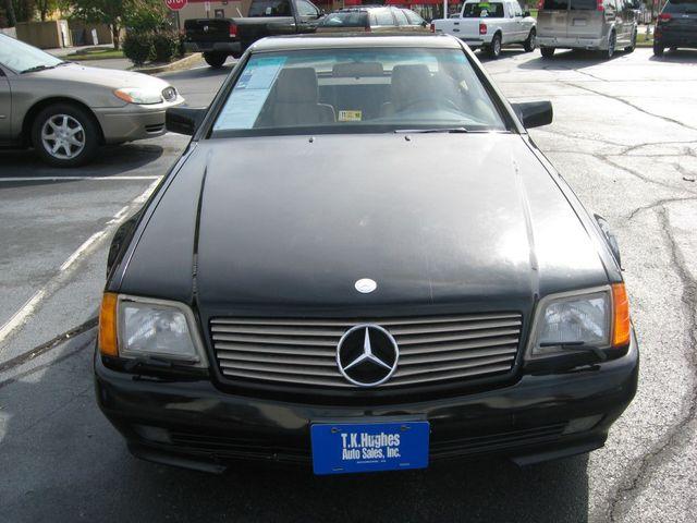 1991 Mercedes-Benz 300 Series 300SL Richmond, Virginia 2