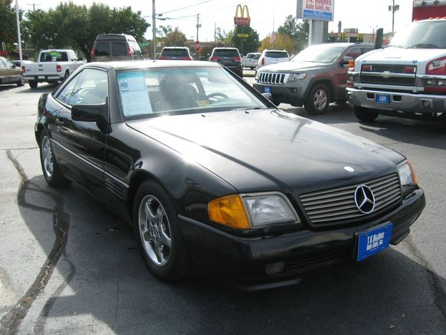 1991 Mercedes-Benz 300 Series 300SL Richmond, Virginia 3
