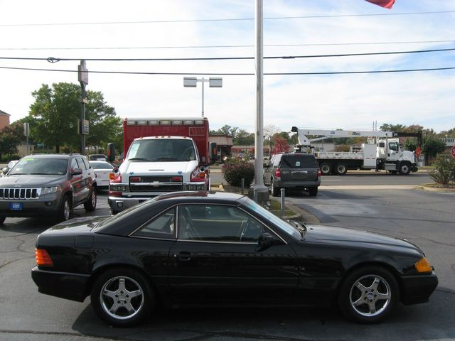 1991 Mercedes-Benz 300 Series 300SL Richmond, Virginia 4
