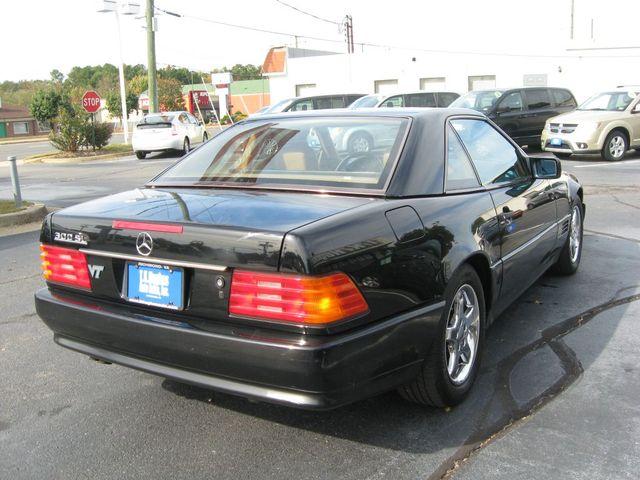 1991 Mercedes-Benz 300 Series 300SL Richmond, Virginia 5