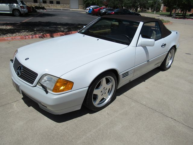 1991 Mercedes-Benz 500 SL Austin , Texas 1