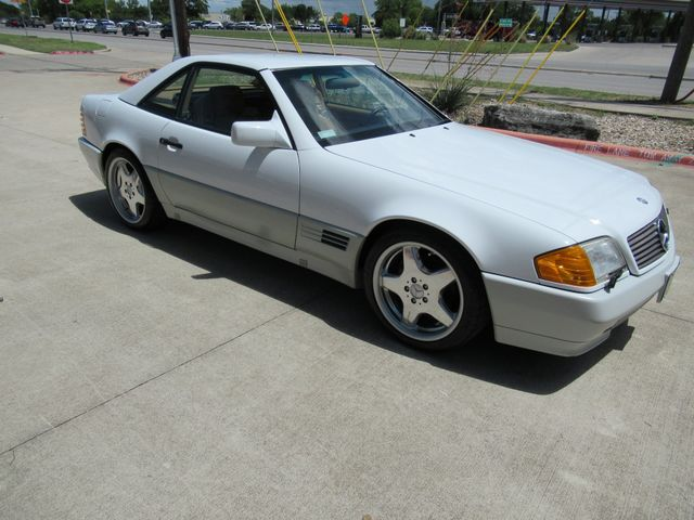 1991 Mercedes-Benz 500 SL Austin , Texas 11
