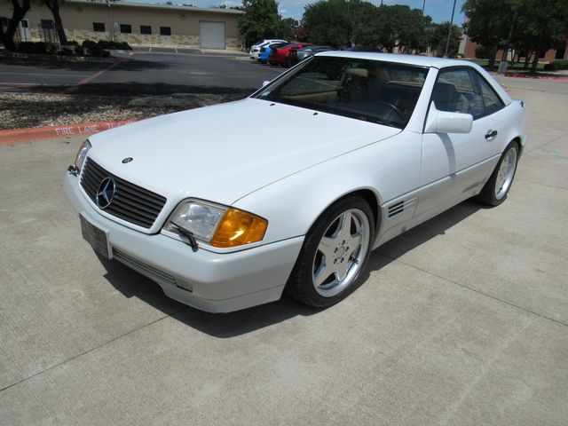 1991 Mercedes-Benz 500 SL Austin , Texas 2