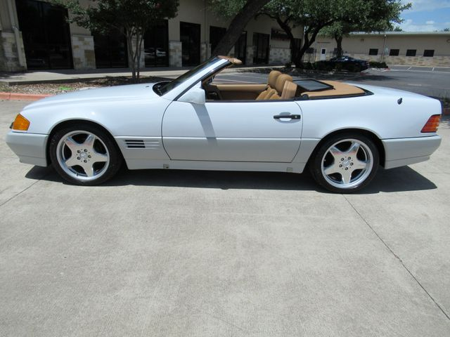 1991 Mercedes-Benz 500 SL Austin , Texas 3