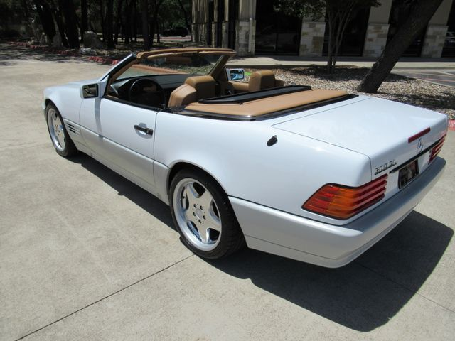 1991 Mercedes-Benz 500 SL Austin , Texas 4