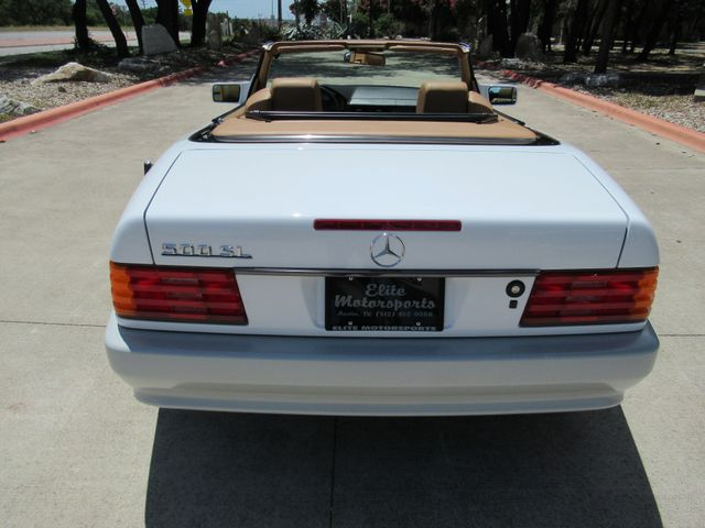 1991 Mercedes-Benz 500 SL Austin , Texas 6