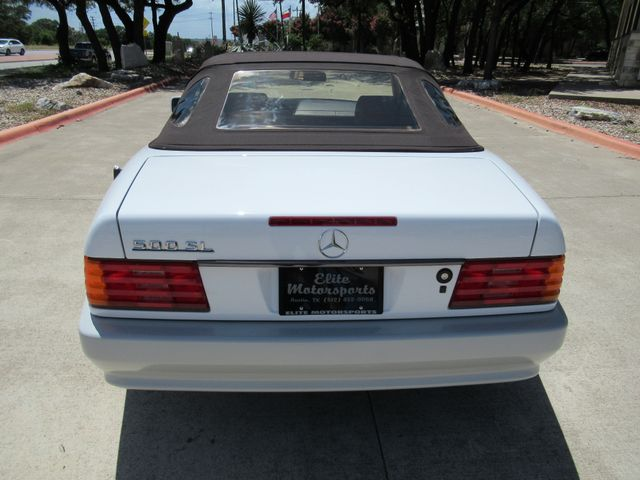 1991 Mercedes-Benz 500 SL Austin , Texas 7