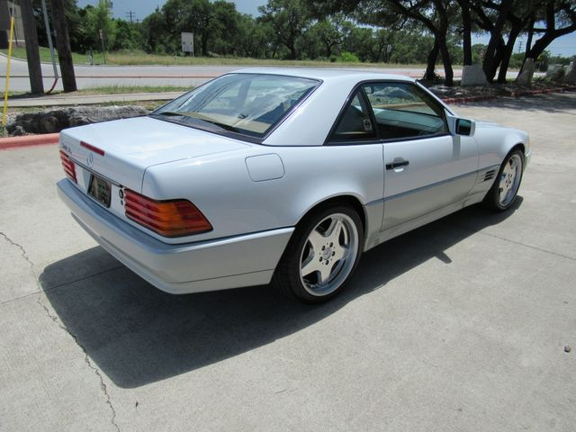1991 Mercedes-Benz 500 SL Austin , Texas 9