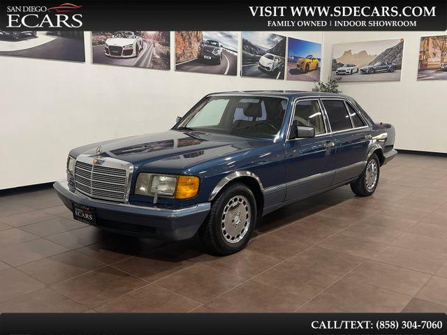 1991 Mercedes-Benz 560 Series 560SEL