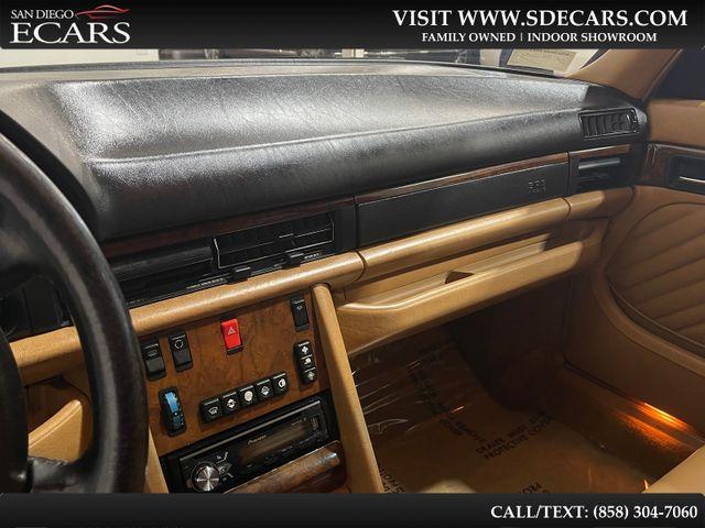 1991 Mercedes-Benz 560 Series 560SEL in San Diego, CA 92126