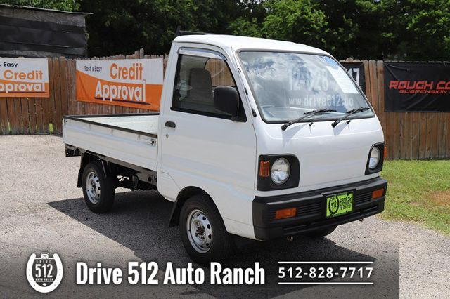 1991 Mitsubishi MINI CAB 2PUT Utility Truck