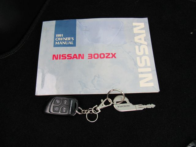 1991 Nissan 300ZX  34K Miles! Excellent! Bend, Oregon 31