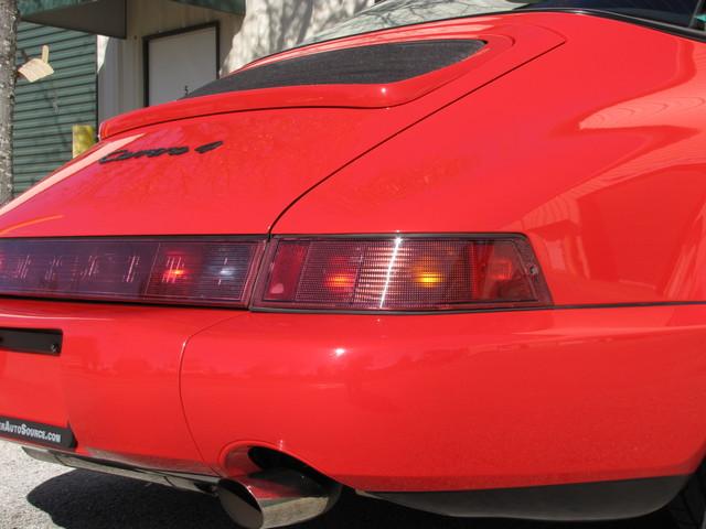 1991 Porsche 911 Carrera Jacksonville , FL 35