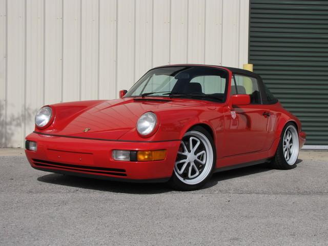 1991 Porsche 911 Carrera Jacksonville , FL 2