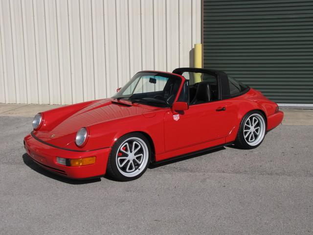 1991 Porsche 911 Carrera Jacksonville , FL 1