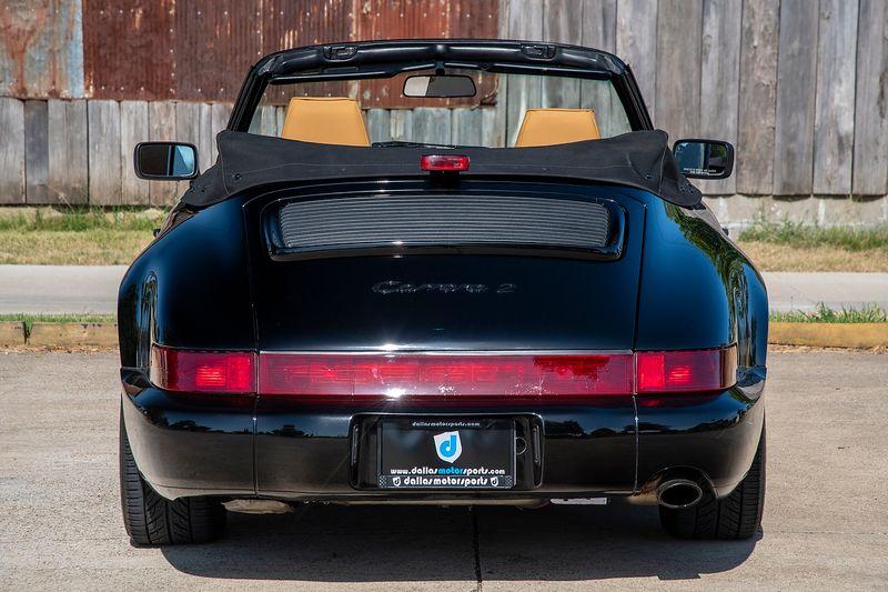1991 Porsche 911 Carrera   city TX  Dallas Motorsports  in Wylie, TX