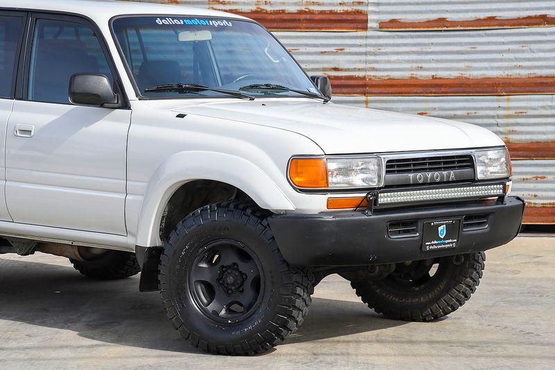 1991 Toyota Land Cruiser   city TX  Dallas Motorsports  in Wylie, TX