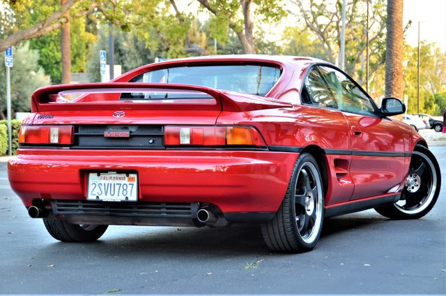 1991 Toyota MR2 Reseda, CA 4
