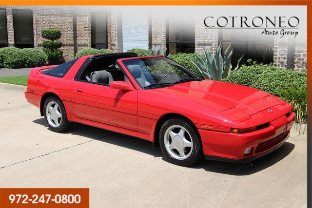 1991 Toyota Supra Turbo Sport Roof